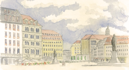 Dresden Watercolor