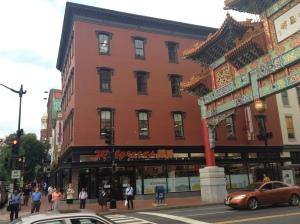 Walgreens in the Chinatown neighborhood of Washington, DC