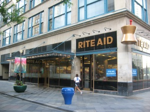 Rite Aid in downtown Denver