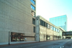 The Tandy Center at Street Level