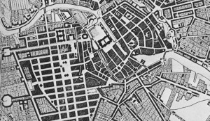 18th Century Berlin Map
