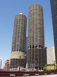 Bertland Goldeberg's Marina City, Chicago, IL