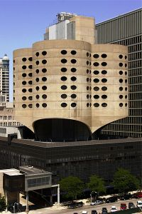 Bertland Goldberg's Prentice Women's Hospital (demolished 2013)