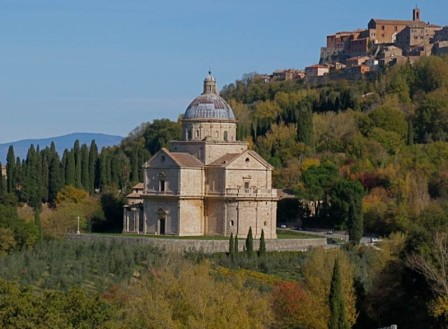 San Biagio in Montepulciano, by Antonio da Sangallo the Elder