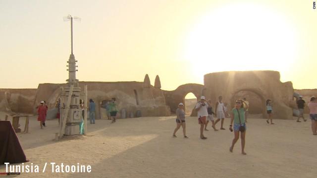 Tatooine/Tunisia