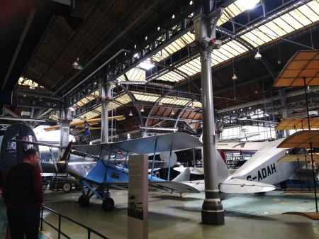 Market Hall aeronautics museum