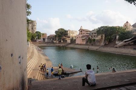 Banganga Tank  - Mumbai, Inidia