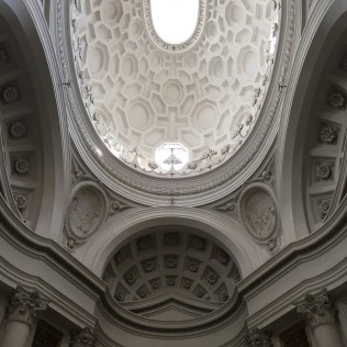 San Carlo alle Quattro interior